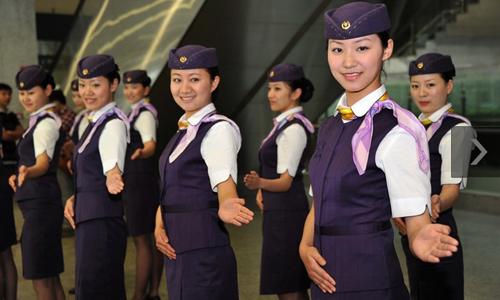 甘肃高铁学校--高铁院校礼仪的课程